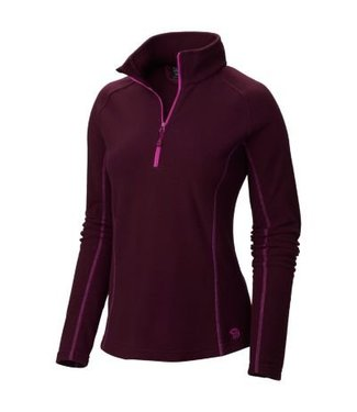 Mountain Hardwear Mountain Hardwear Women's Microchill Zip T