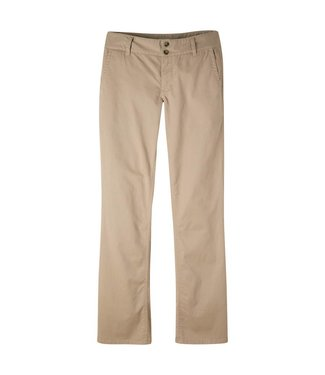 Mountain Khakis Mountian Khakis Women's Sadie Chino Pant - Classic Khaki - 8 Regular