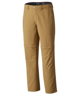 Mountain Hardwear Mountain Hardwear Men's Castil Convertible Pant - Khaki - 38x32