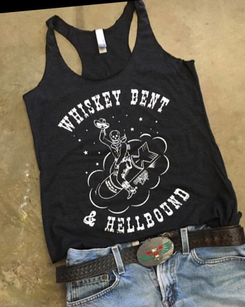 Country Deep Whiskey Bent Tank