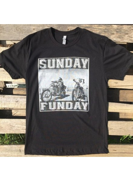 Country Deep Sunday Funday Tee