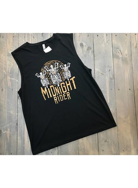 Sibling Rivalry Midnight Rider Muscle Tee