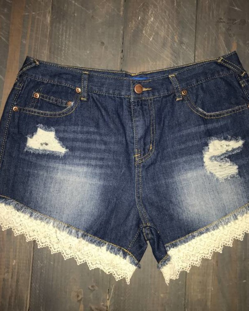 Willow Jean Shorts