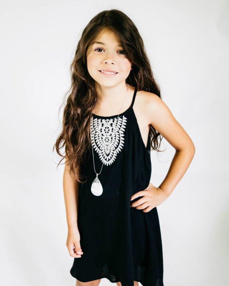 Lace Noir Dress