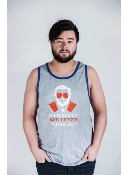 Sibling Rivalry Honest Abe Tank