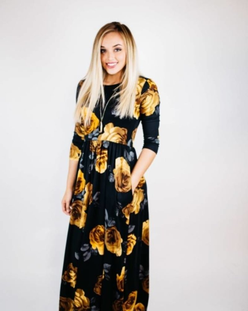 Gold Dust Woman Maxi