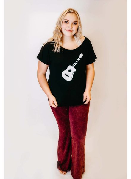 Sibling Rivalry Cash Guitar Dolman