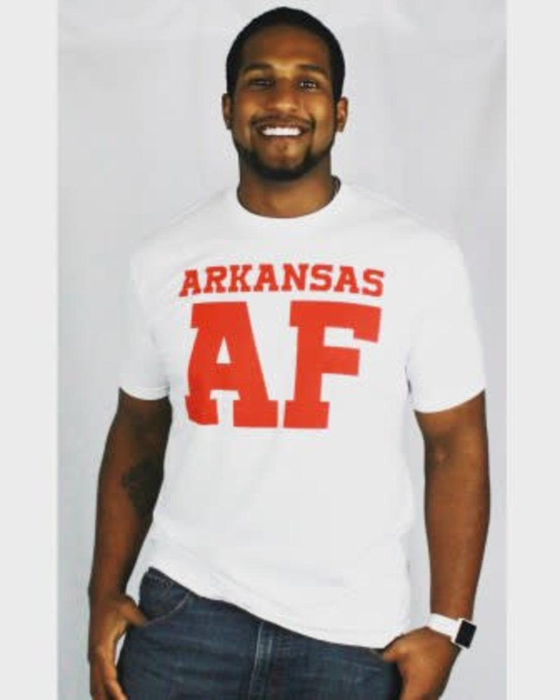 Sibling Rivalry Arkansas AF Tee