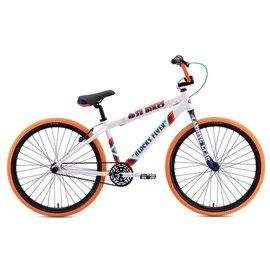 "SE Bikes SE Blocks Flyer 26"" Wht 2018"