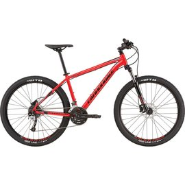 Cannondale Cannondale Catalyst 1 Bicycles 2017 Red Lrg