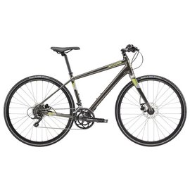 Cannondale Cannondale Quick Disc 3 Grey/Grn Lrg 2018