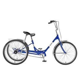 Sun Bikes Sun Traditional 24 Blu Adult Trike