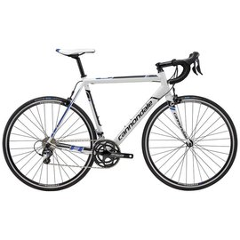 Cannondale Cannondale CAAD8 Tiagra 2016 Wht/Blu 61