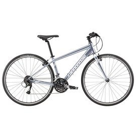 Cannondale Cannondale Quick 6 Wmn Blu Steel Med 2018