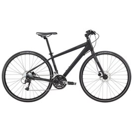 Cannondale Cannondale Quick Disc 5 Wmn Blk Tall 2018