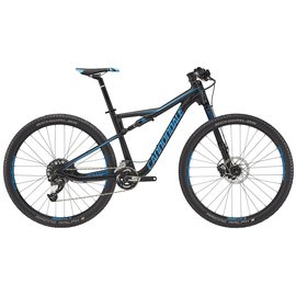 Cannondale Cannondale Scalpel Si Alloy 5  Blk/Blu Med 2018