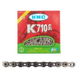 KMC KMC K710SL Chain BMX  Sil 1/2'' x 1/8'
