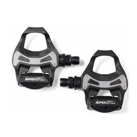 Shimano Shimano PD-R550 Pedals Blk Tiagra SPD-SL