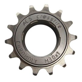 ACS ACS Crossfire Freewheel 14T 3/32 Sil