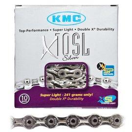 KMC CHAIN KMC 1/2x3/32 X10  SUPERLITE CP 116L