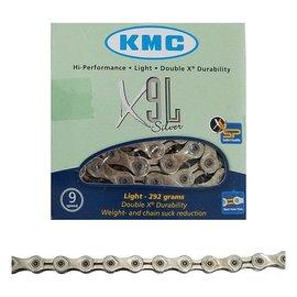 KMC CHAIN KMC 1/2x3/32 X9L CP