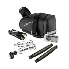 Lezyne Lezyne Caddy Sport Kit CO2 Tool Blk Med