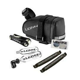 Lezyne Lezyne Caddy Sport Kit CO2 Tool Blk Med