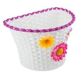 Sunlite Sunlite Classic Flowers Large Baskets Wht