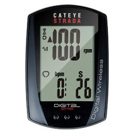 Cateye Cateye CC-RD410DW Strada Digital Wireless Computer Blk