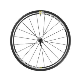 Mavic Mavic Aksium Elite Rear Wheel Black w/ 25c Tire 2016