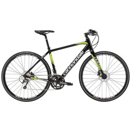 Cannondale Cannondale Quick Speed 1 Disc  2016 Blk/Grn Sml