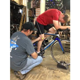 Bike Fitting Using FitKit Appliances