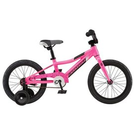 Cannondale Cannondale Trail 16 Kids Bicycle Pnk