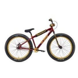 """SE Bikes SE Fat Ripper Maroon 2018 26"""""""