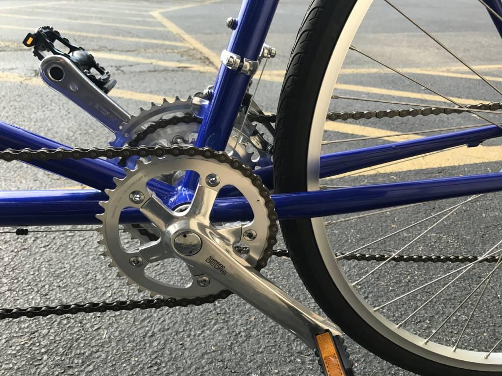 Roland Roland Team Sport Tandem Blu Icycle Texas