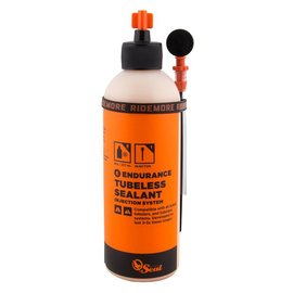 Orange Seal Endurance w/ Twist Lock Tire Sealant 8oz