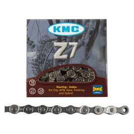 KMC KMC Chain 1/2x3/32 Z7 Slv 6/7/8 Speed