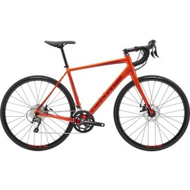 Cannondale Cannondale Synapse Disc Tiagra 2018 Red 58""