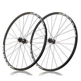 Mavic Mavic Aksium Disc Wheels 700c Blk (Pair)