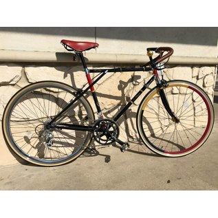 Otomo 180 Degree Trinitive Road Bike 52cm Red/Blk