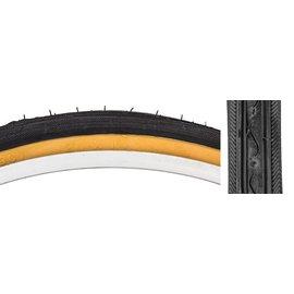 Sunlite Sunlite 26x1-3/8 Tire Blk/Tan
