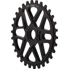 Odyssey Odyssey Tom Dugan Fang Chainring Chainrings Blk 1pc 30T