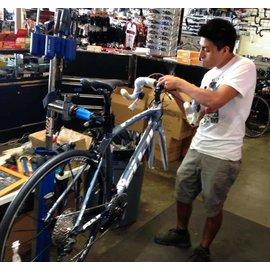 Assemble Boxed Bike Pro