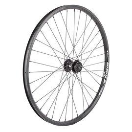 "Wheelmaster Wheelmaster 27.5"" Alloy Disc Front Wheel Blk"