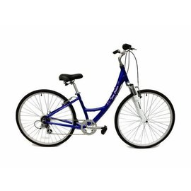 "Roland Roland Terra Cruiser Ladies Blu 7sp 14"" Sml"