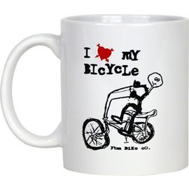 FBM FBM Coffee Mug Wht