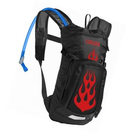 CamelBak CamelBak Mini M.U.L.E. Waterpack 50oz Blk/Red