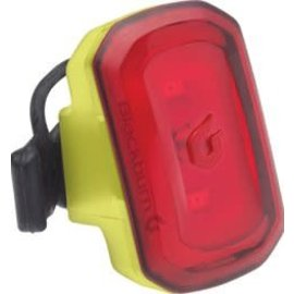 Blackburn BlackBurn Click USB Hi Yel Rear Light