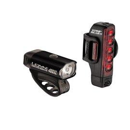 Lezyne Lezyne Hecto Drive 400XL/KTV Pro Pair Blk
