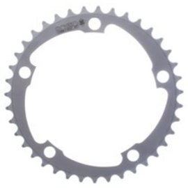 Rocket Rings Rocket Rings 110mm 36T Chainring Sil 5 Hole